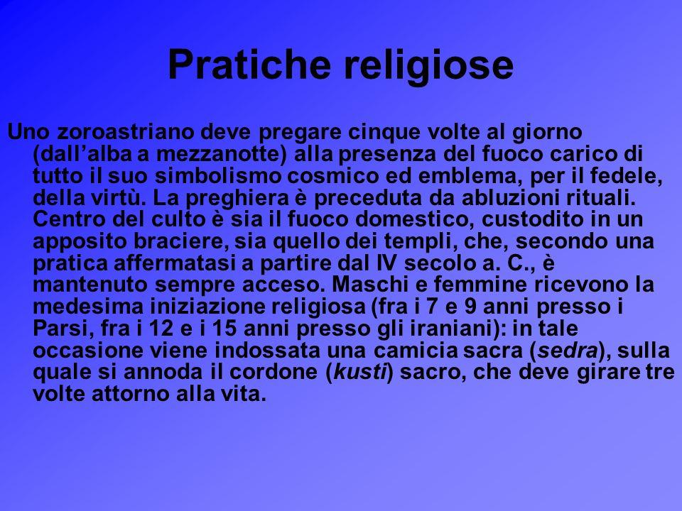 Pratiche religiose