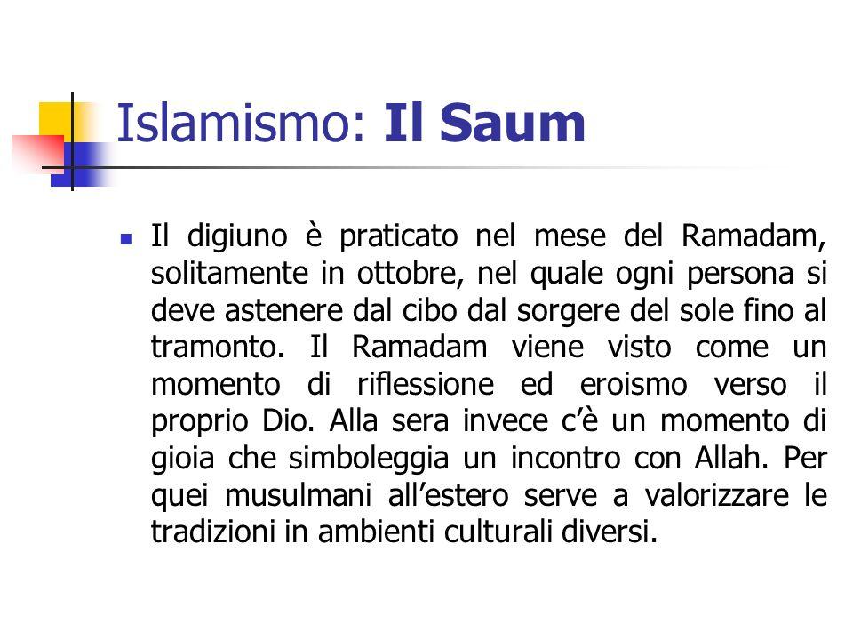 Islamismo: Il Saum