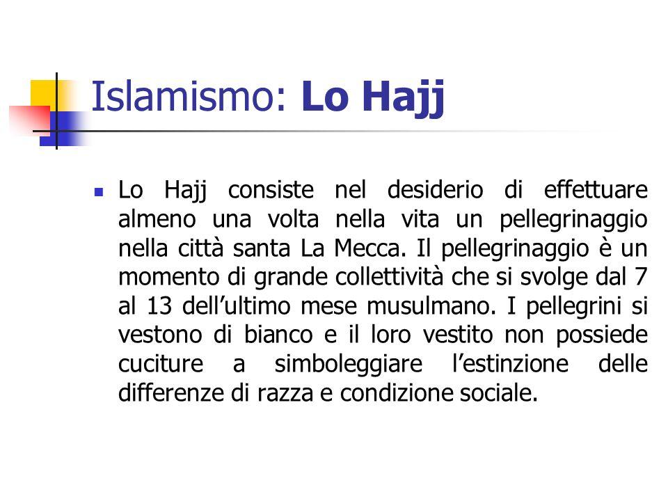 Islamismo: Lo Hajj