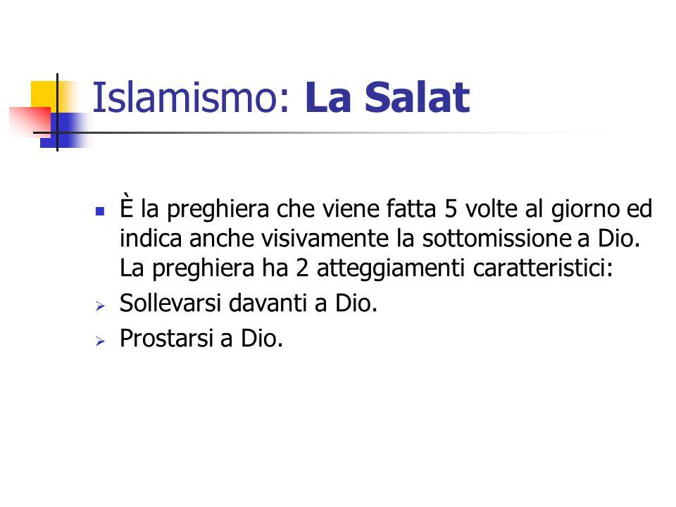Islamismo: La Salat