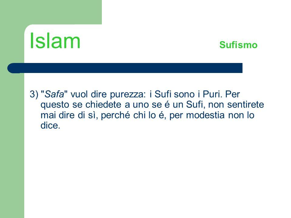 Islam Sufismo