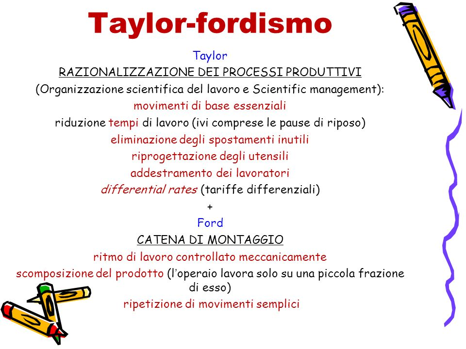 Taylor-fordismo