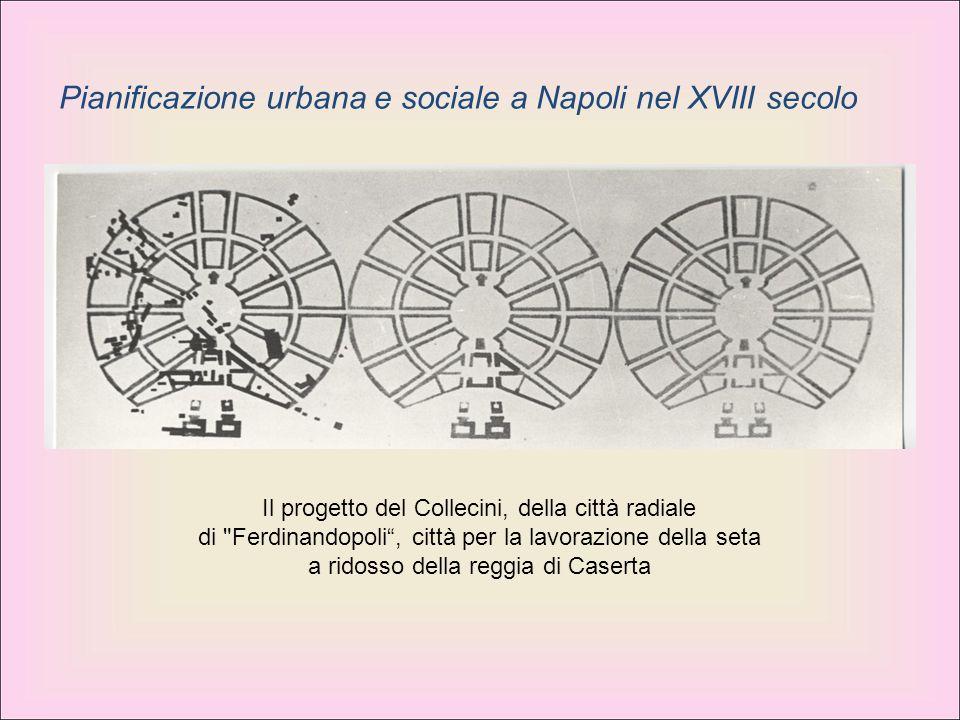 Pianificazione urbana e sociale a Napoli nel XVIII secolo