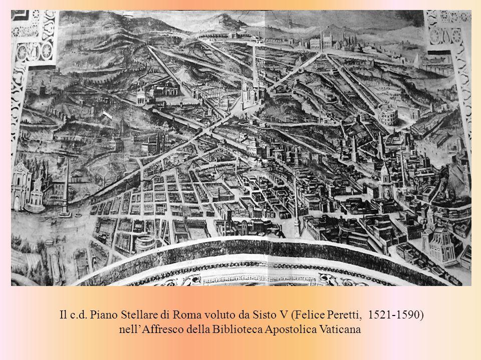 nell'Affresco della Biblioteca Apostolica Vaticana