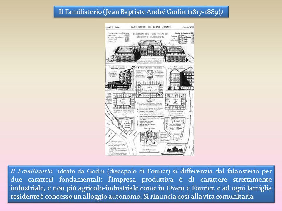 Il Familisterio (Jean Baptiste André Godin (1817-1889))