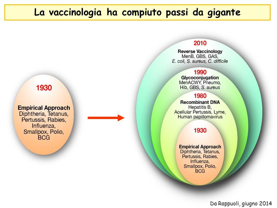 La vaccinologia ha compiuto passi da gigante