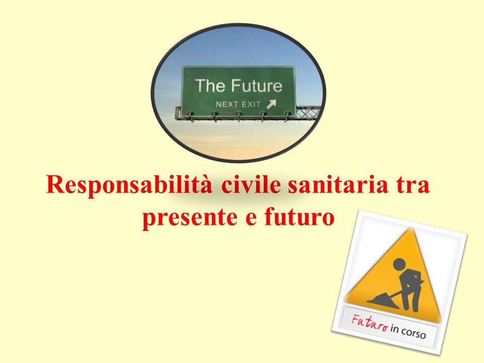 Responsabilità civile sanitaria tra presente e futuro