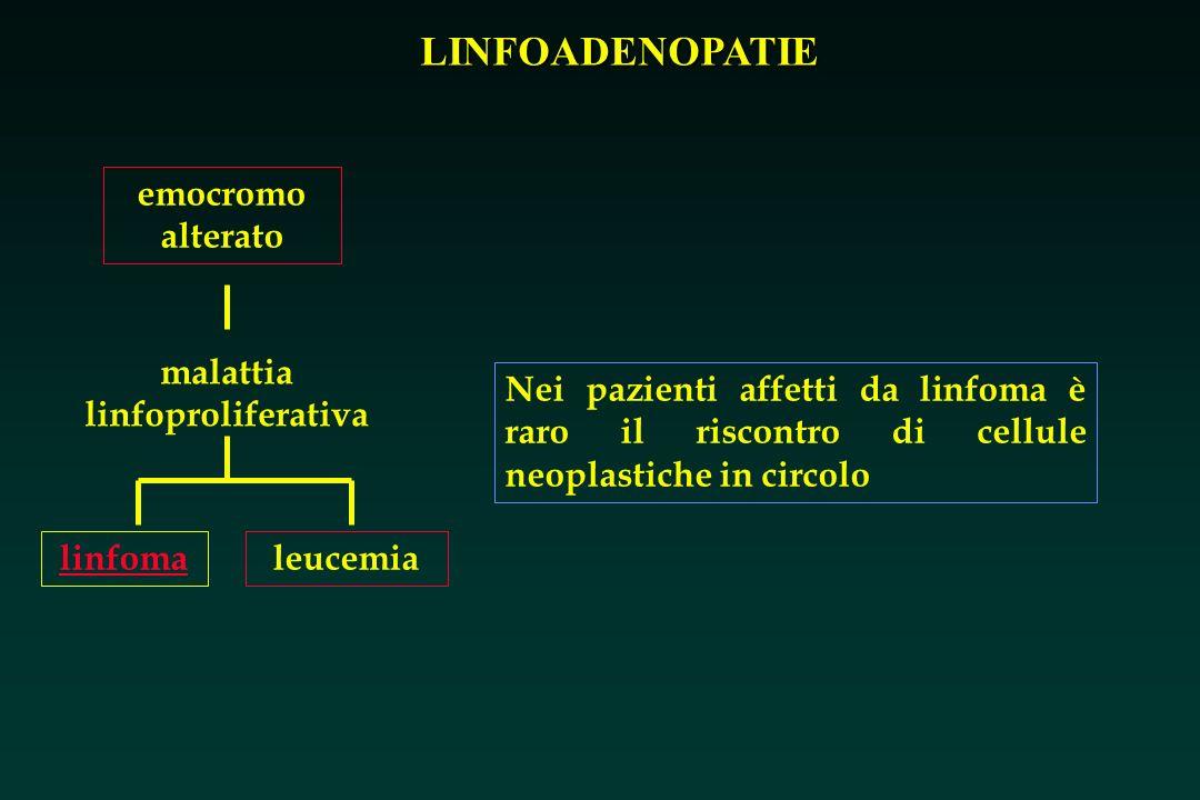 malattia linfoproliferativa