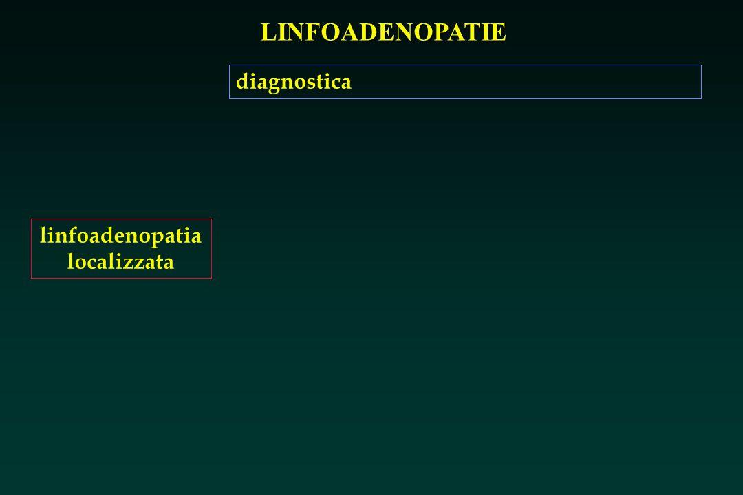 linfoadenopatia localizzata