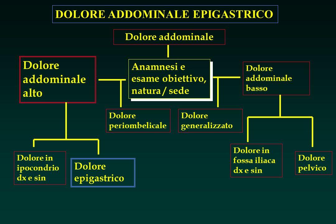 Dolore addominale epigastrico ppt scaricare for Dolore addome sinistro alto