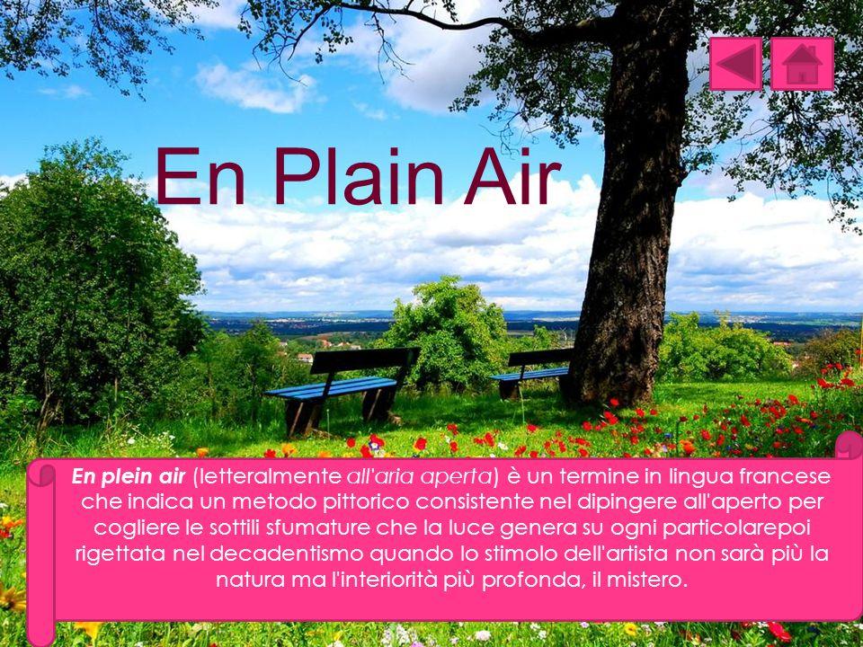 En Plain Air