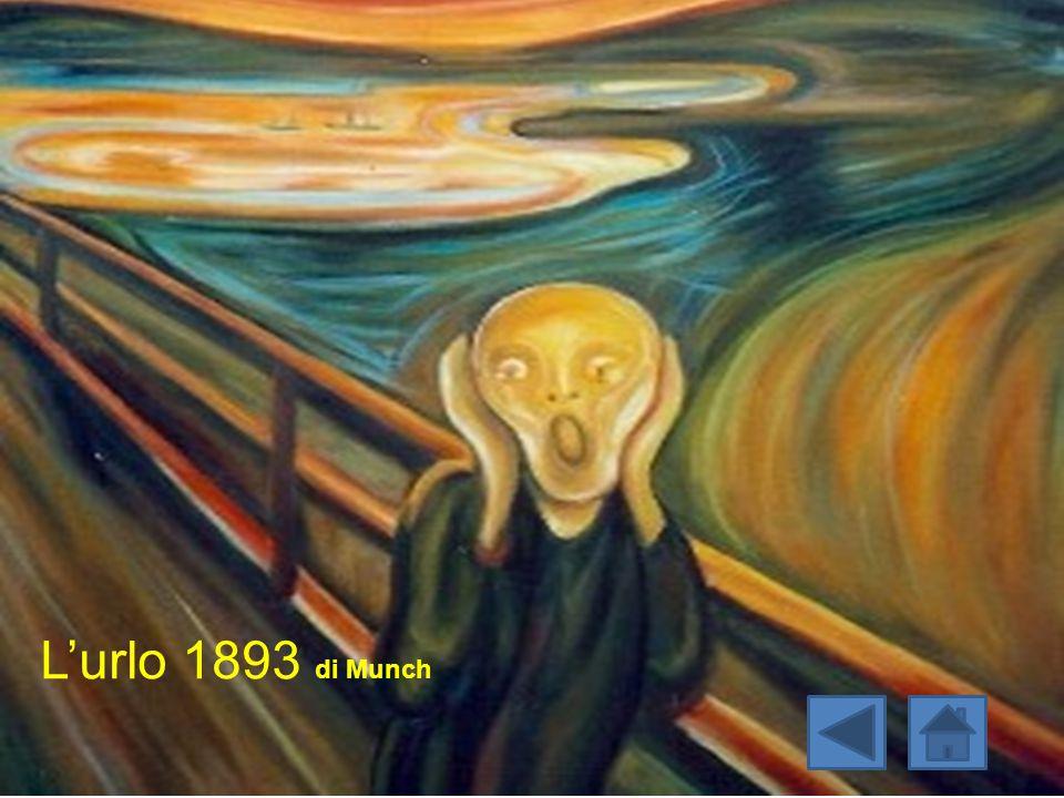 L'urlo 1893 di Munch