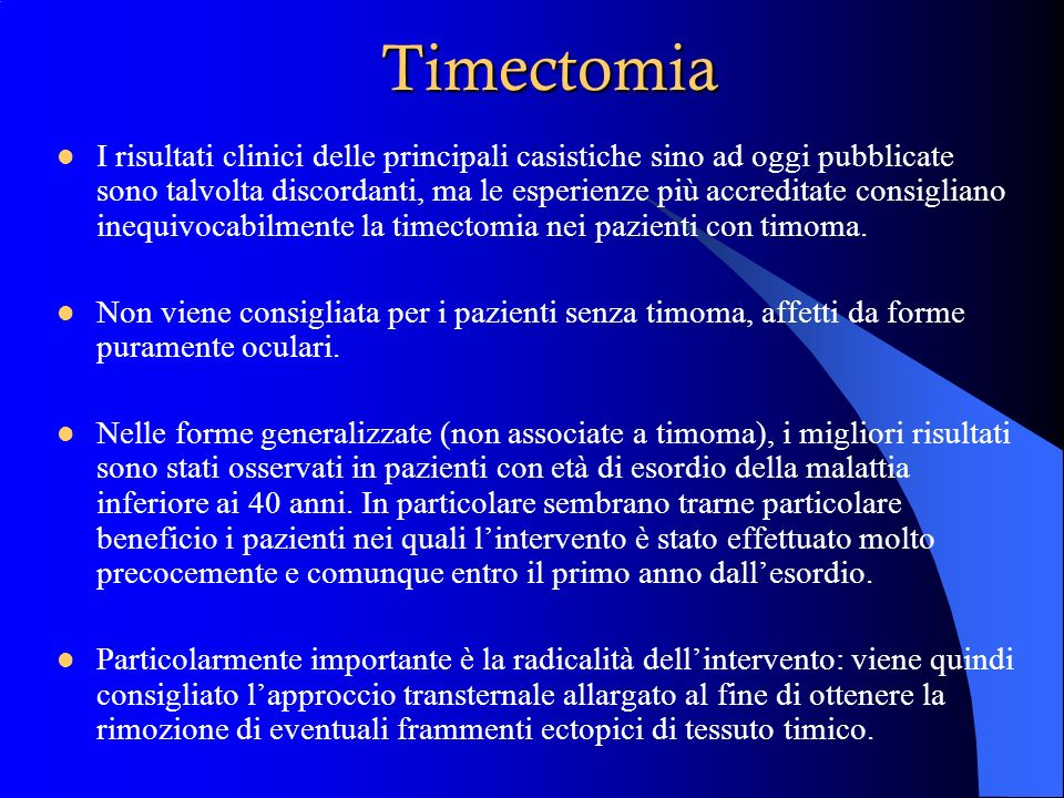 Timectomia