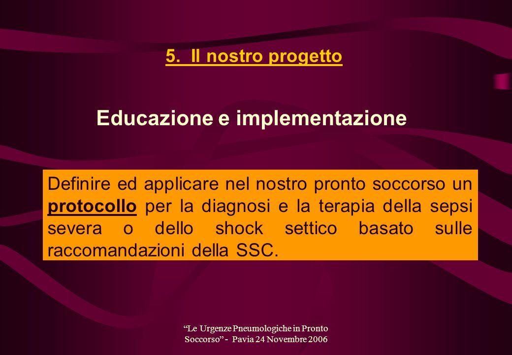 Educazione e implementazione