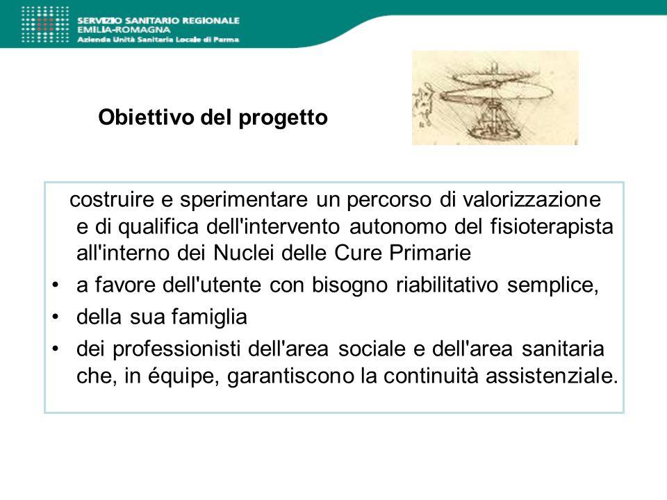 Obiettivo del progetto