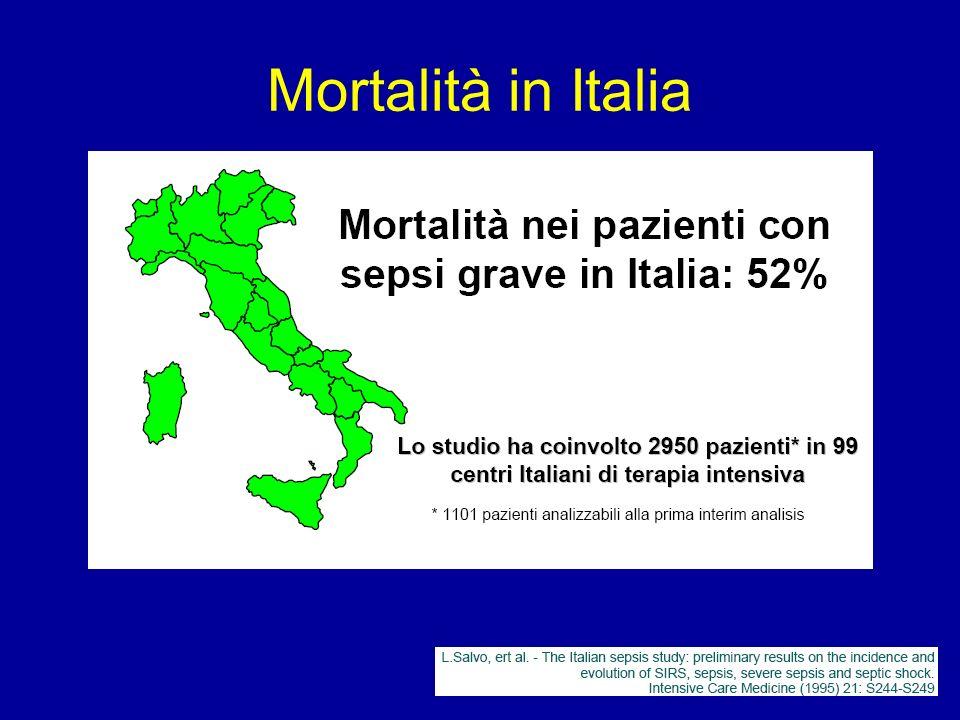Mortalità in Italia