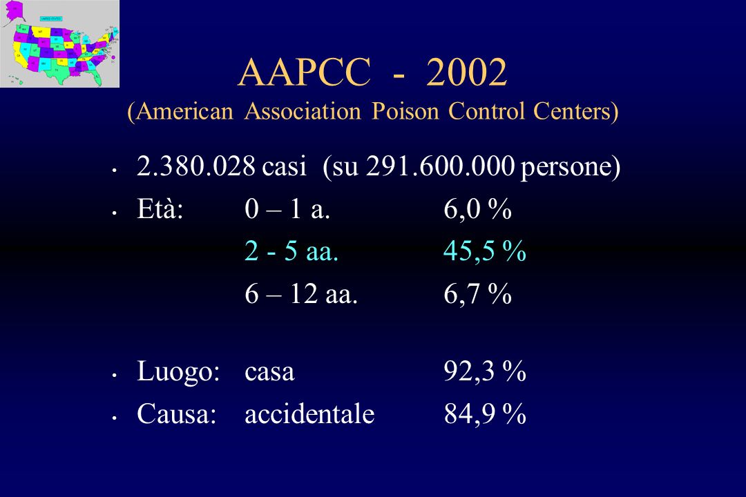 AAPCC - 2002 (American Association Poison Control Centers)