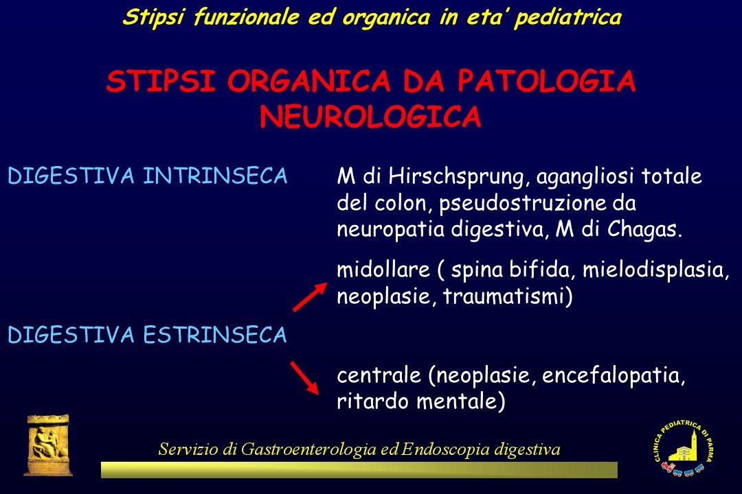 STIPSI ORGANICA DA PATOLOGIA NEUROLOGICA