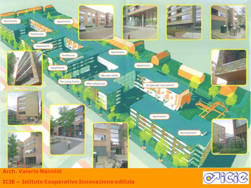 Arch. Valerio Nannini ICIE – Istituto Cooperativo Innovazione edilizia