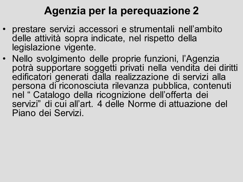Agenzia per la perequazione 2