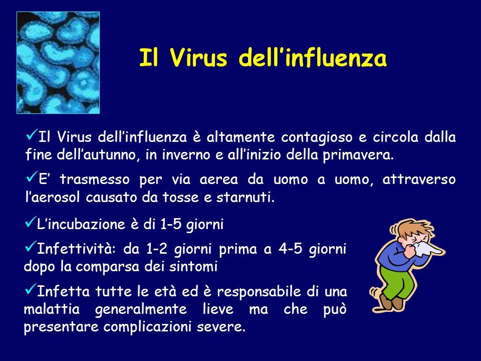 Il Virus dell'influenza