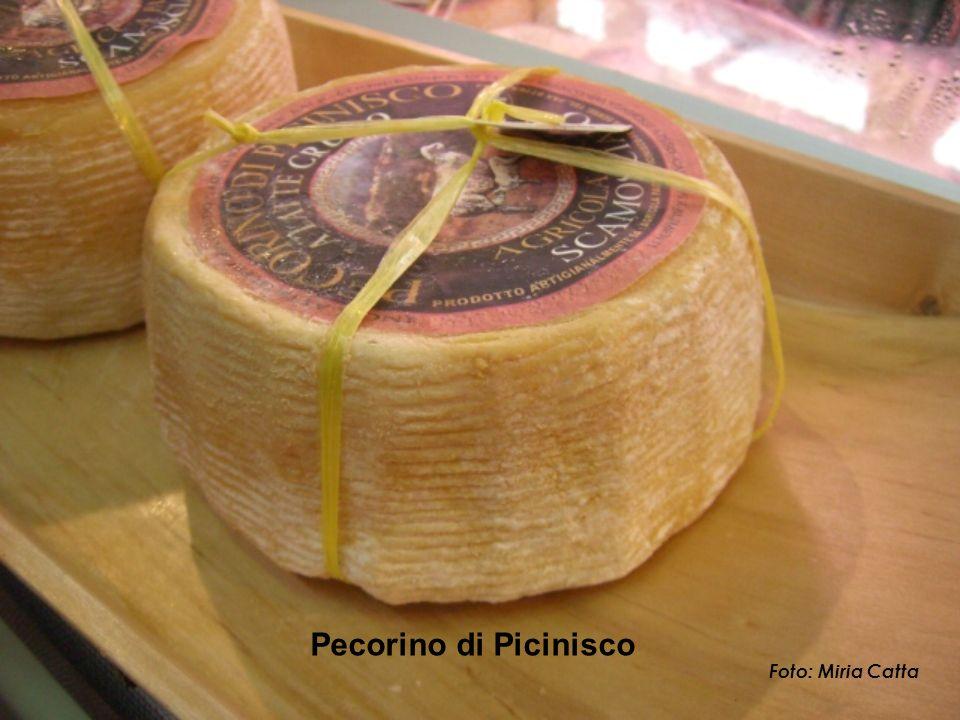 Pecorino di Picinisco Foto: Miria Catta