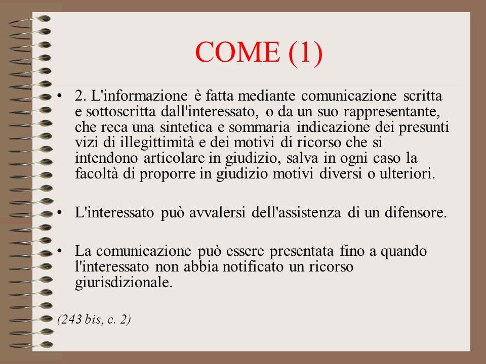 COME (1)