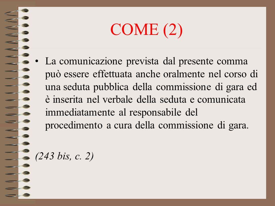 COME (2)