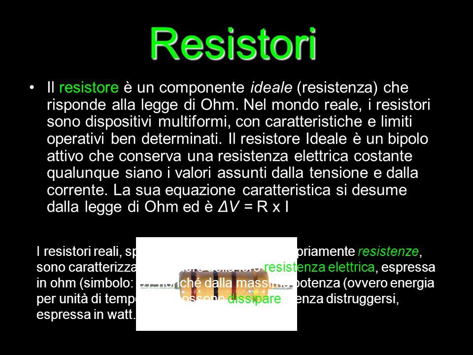 Resistori