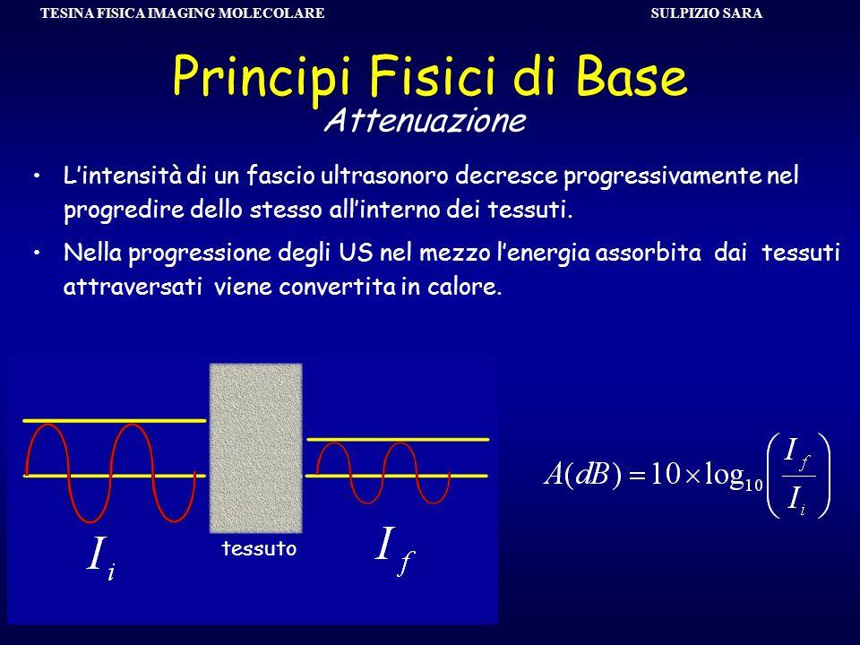 Principi Fisici di Base
