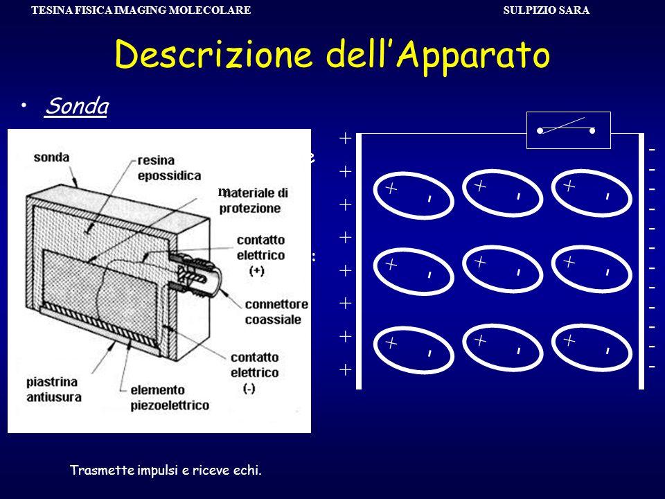 Descrizione dell'Apparato