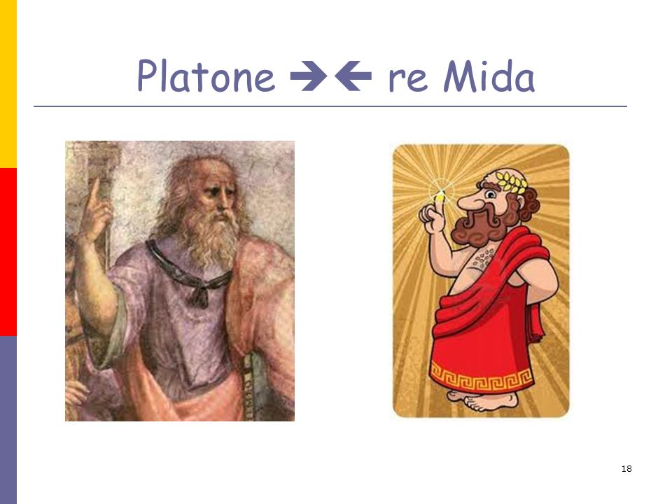 Platone  re Mida