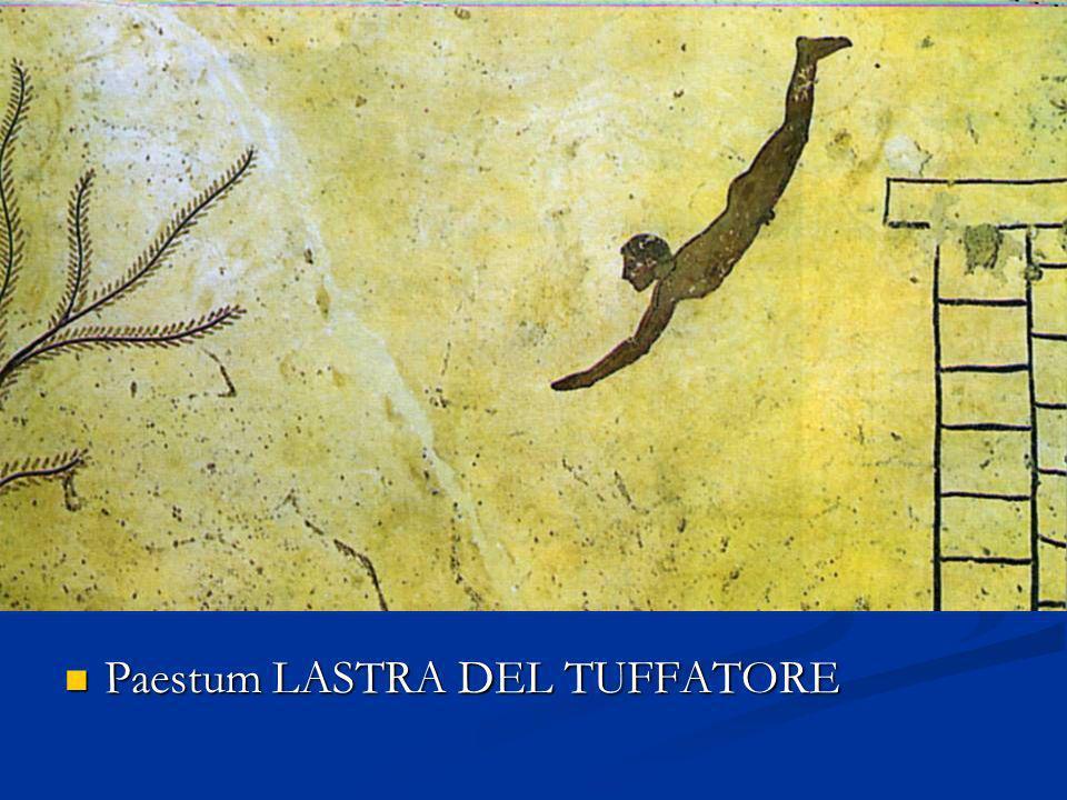 Paestum LASTRA DEL TUFFATORE