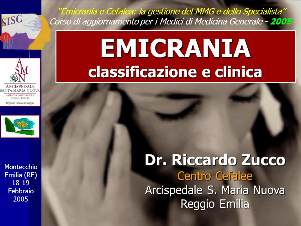 classificazione e clinica