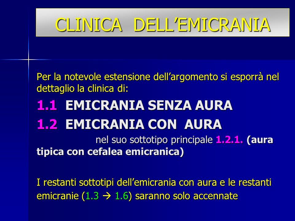 CLINICA DELL'EMICRANIA