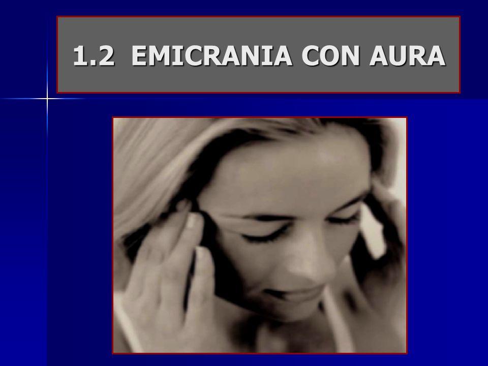 1.2 EMICRANIA CON AURA