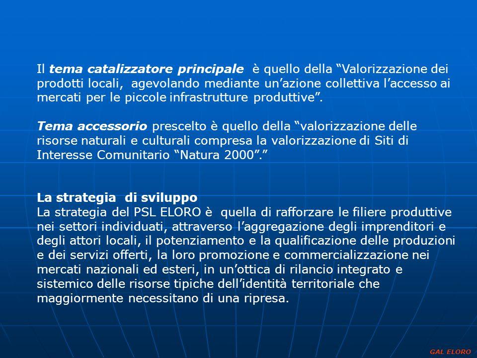 La strategia di sviluppo