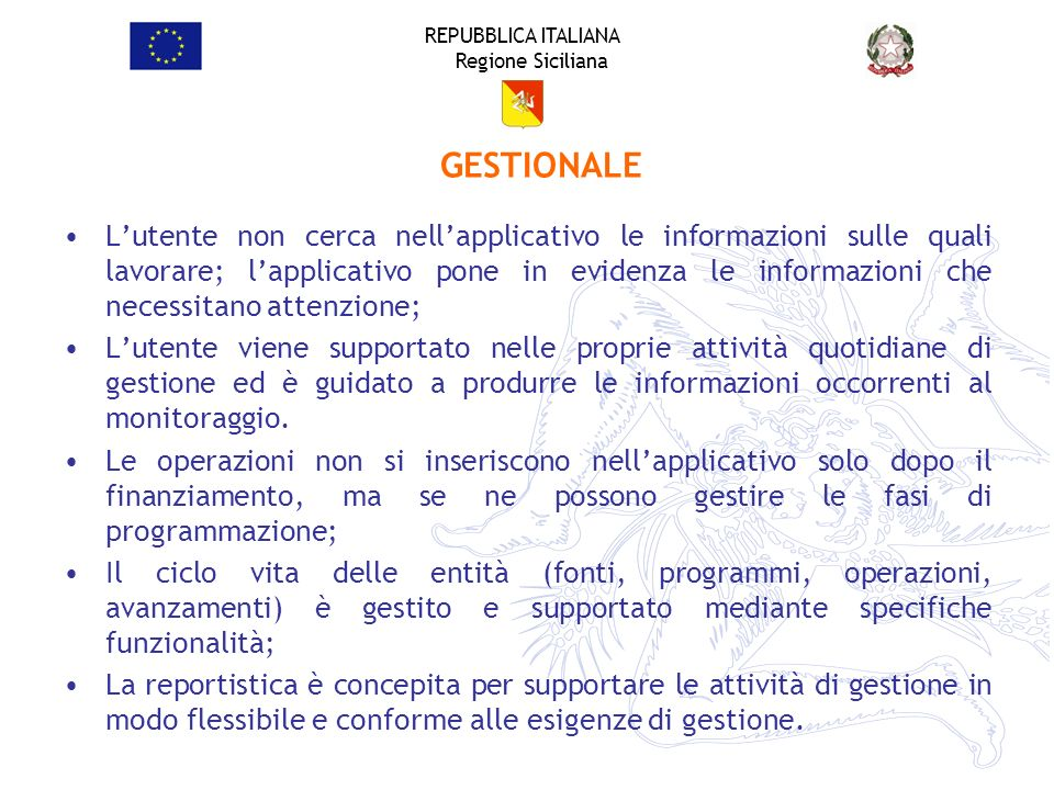 GESTIONALE