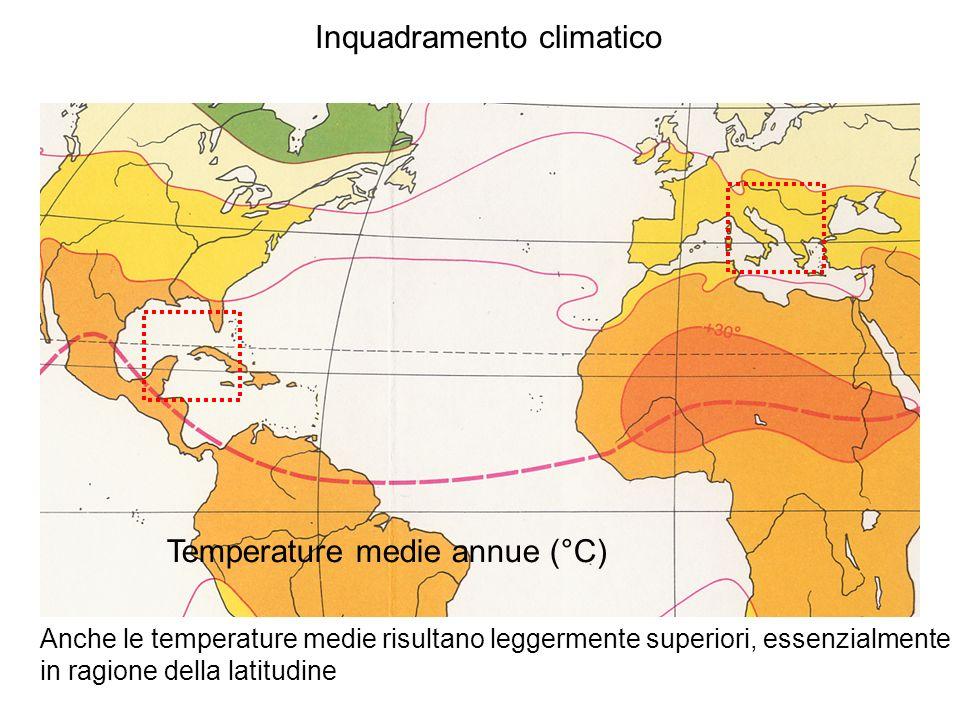 Inquadramento climatico