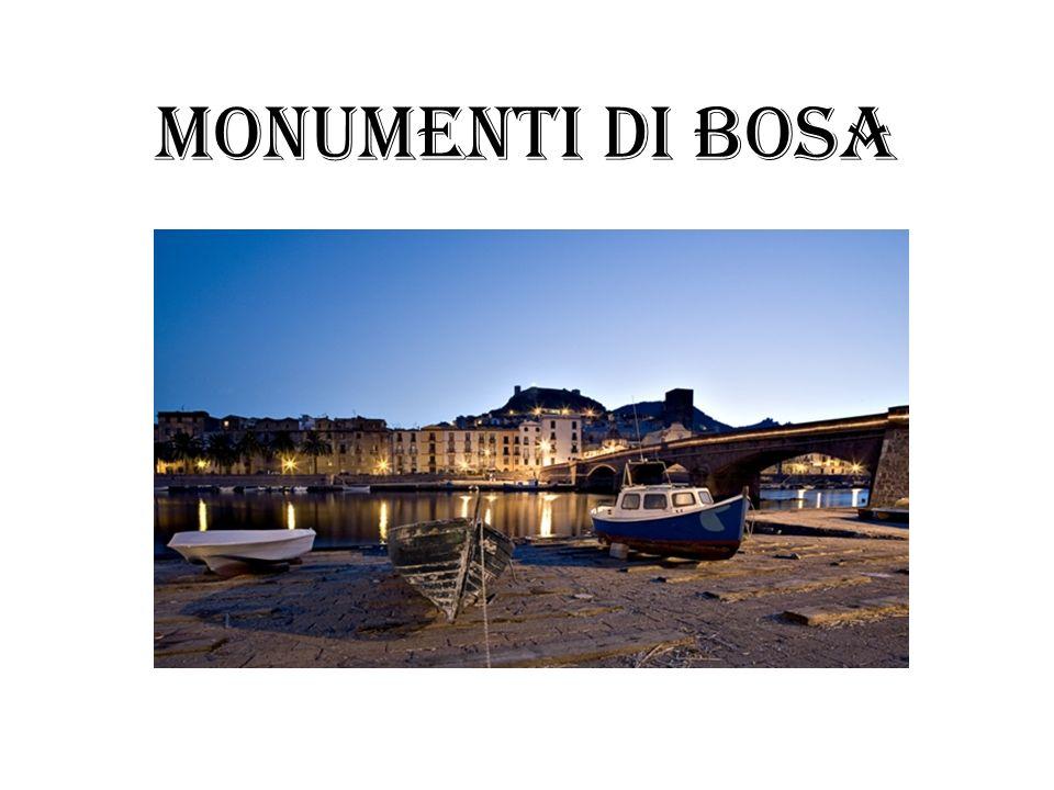 Monumenti di Bosa