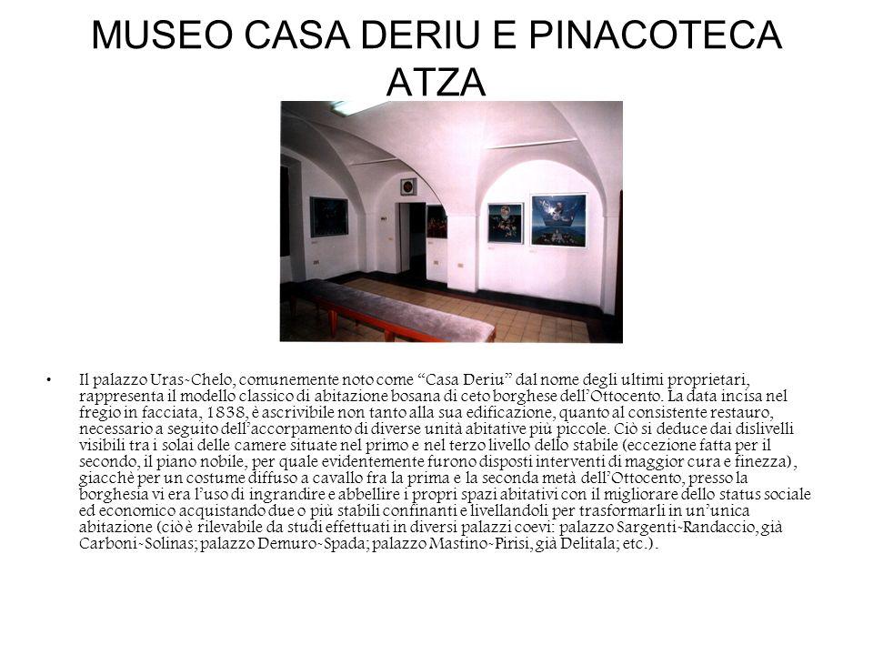 MUSEO CASA DERIU E PINACOTECA ATZA