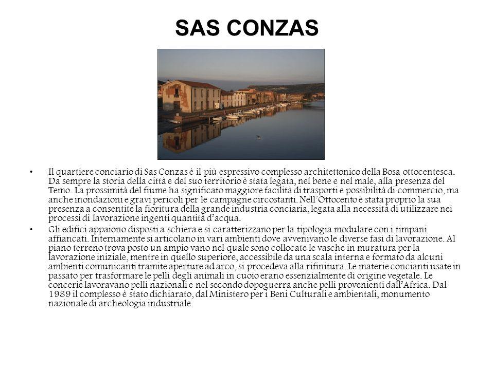 SAS CONZAS