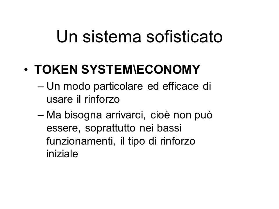 Un sistema sofisticato
