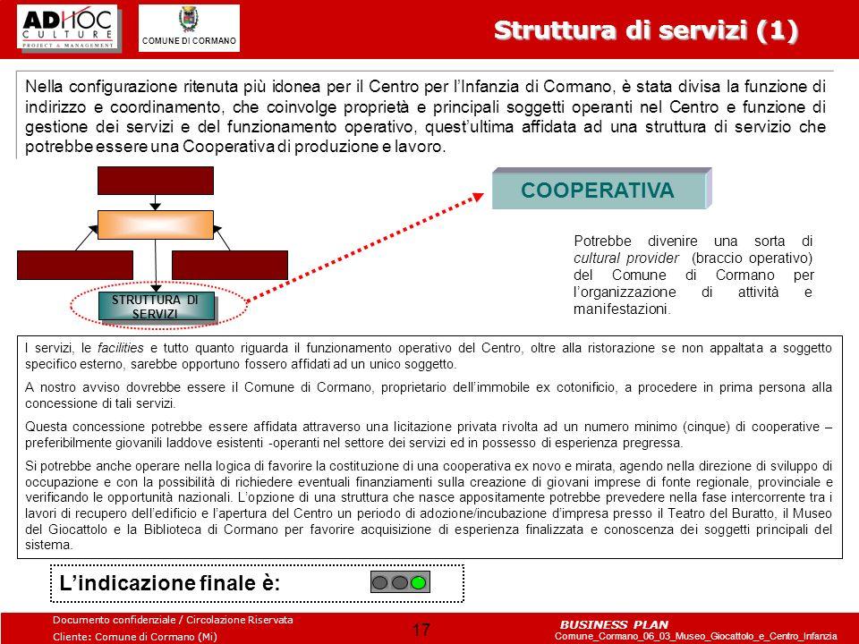 Struttura di servizi (1)