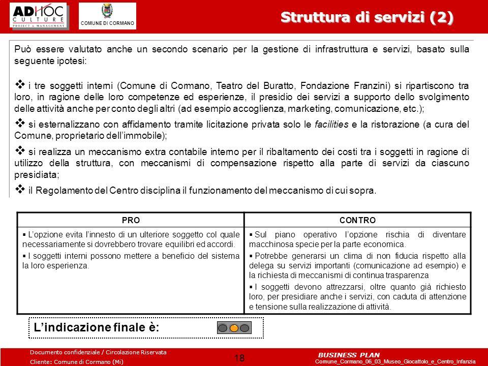 Struttura di servizi (2)