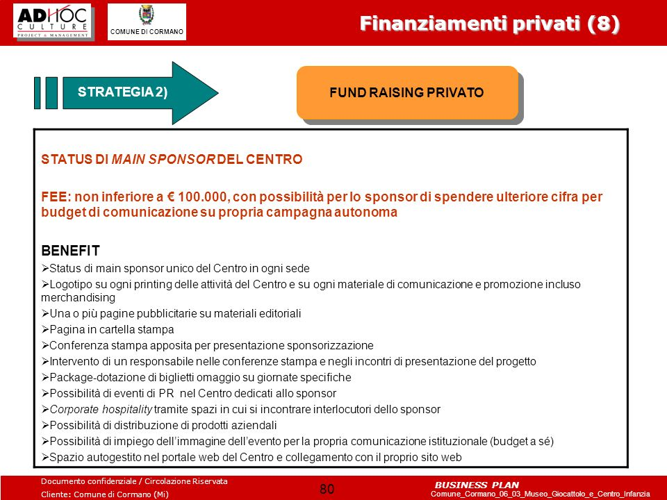 Finanziamenti privati (8)