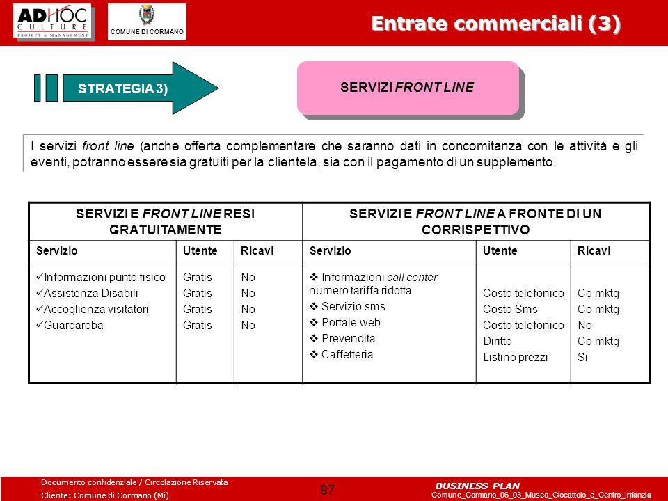 Entrate commerciali (3)