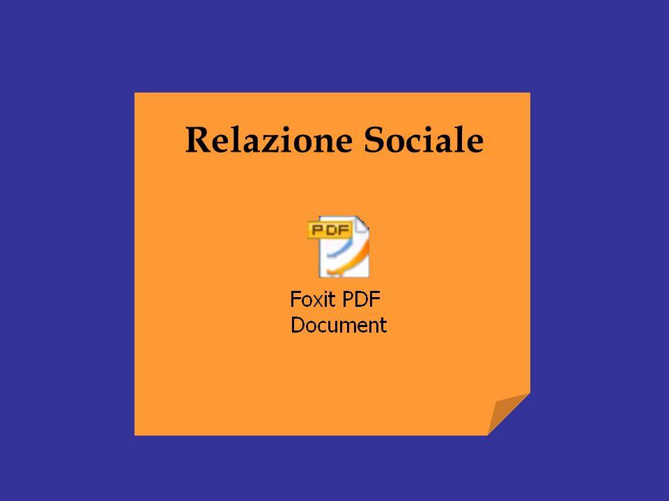 Relazione Sociale