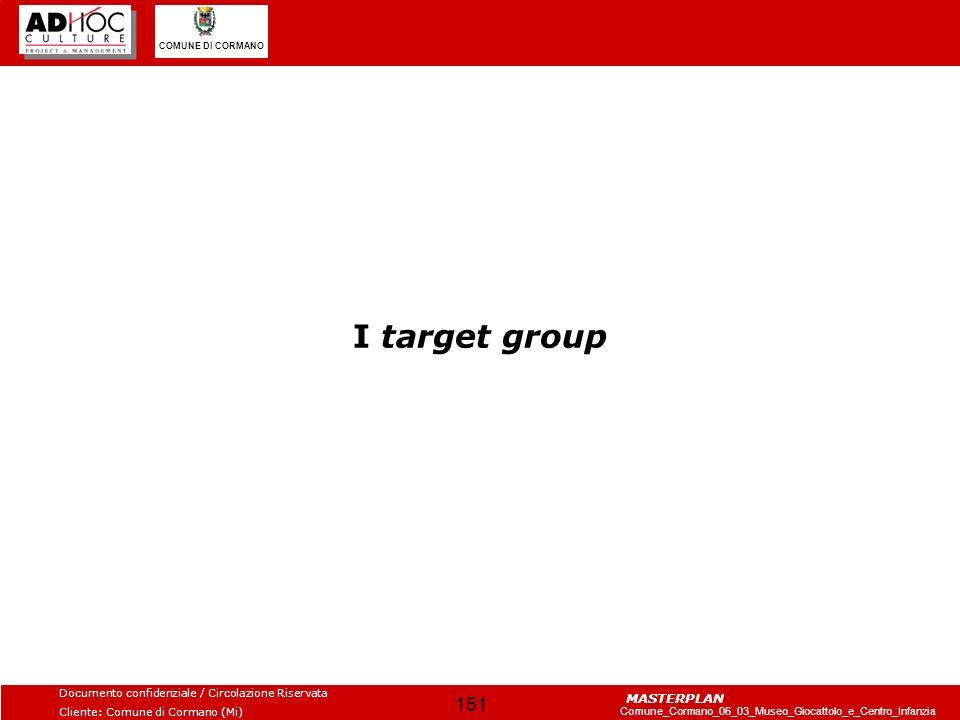 I target group