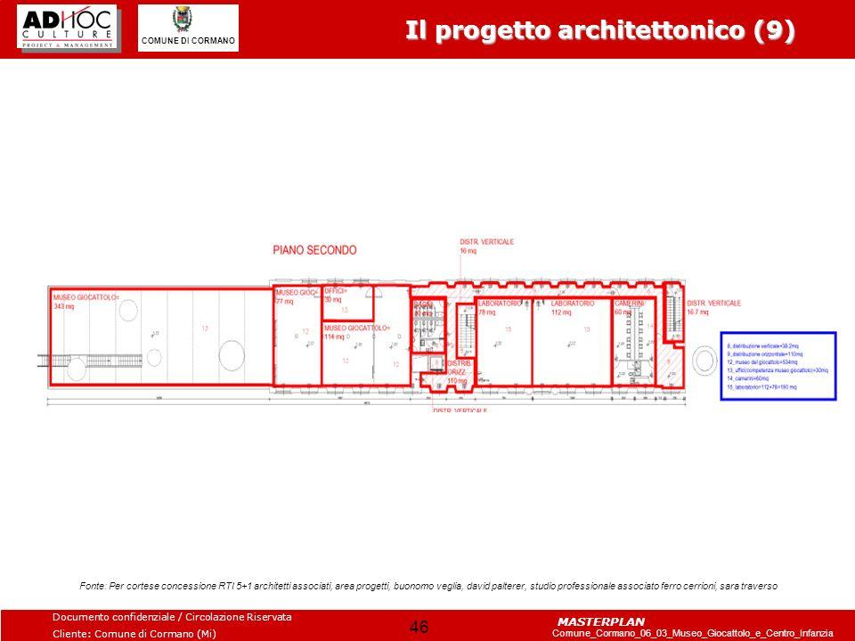 Il progetto architettonico (9)